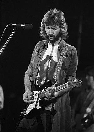 Eric Clapton - Swing Auditorium, San Bernardin...