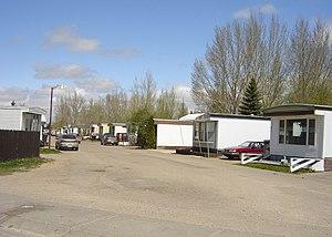 Trailer Park Forest Grove, Saskatoon