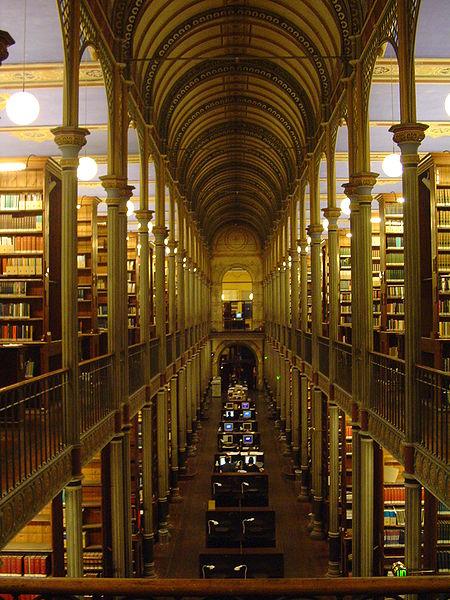 Fiolstræde universitetsbibliotek, Copenhagen Library