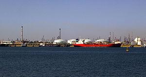 Polo químico de Huelva (España)