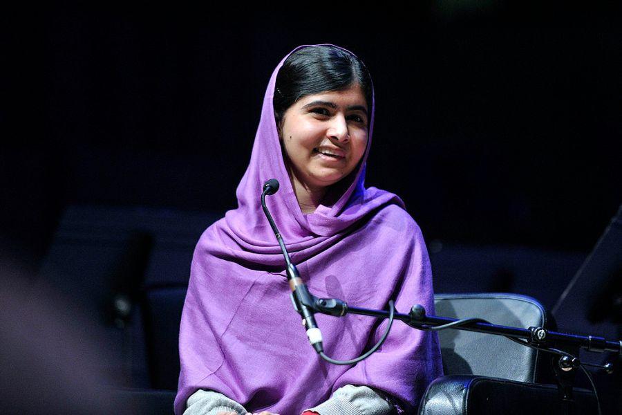 Malala Yousafzai - 13008047475