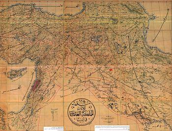 سوريا العثمانية ويكيبيديا