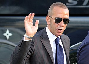 English: Paolo Di Canio Upton Park 11 Septembe...