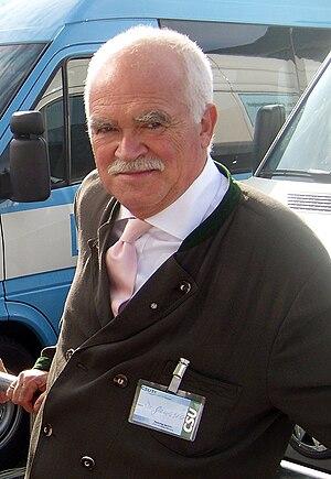 Deutsch: Peter Gauweiler auf dem CSU Parteitag...