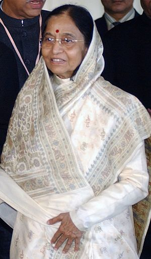 English: President of India