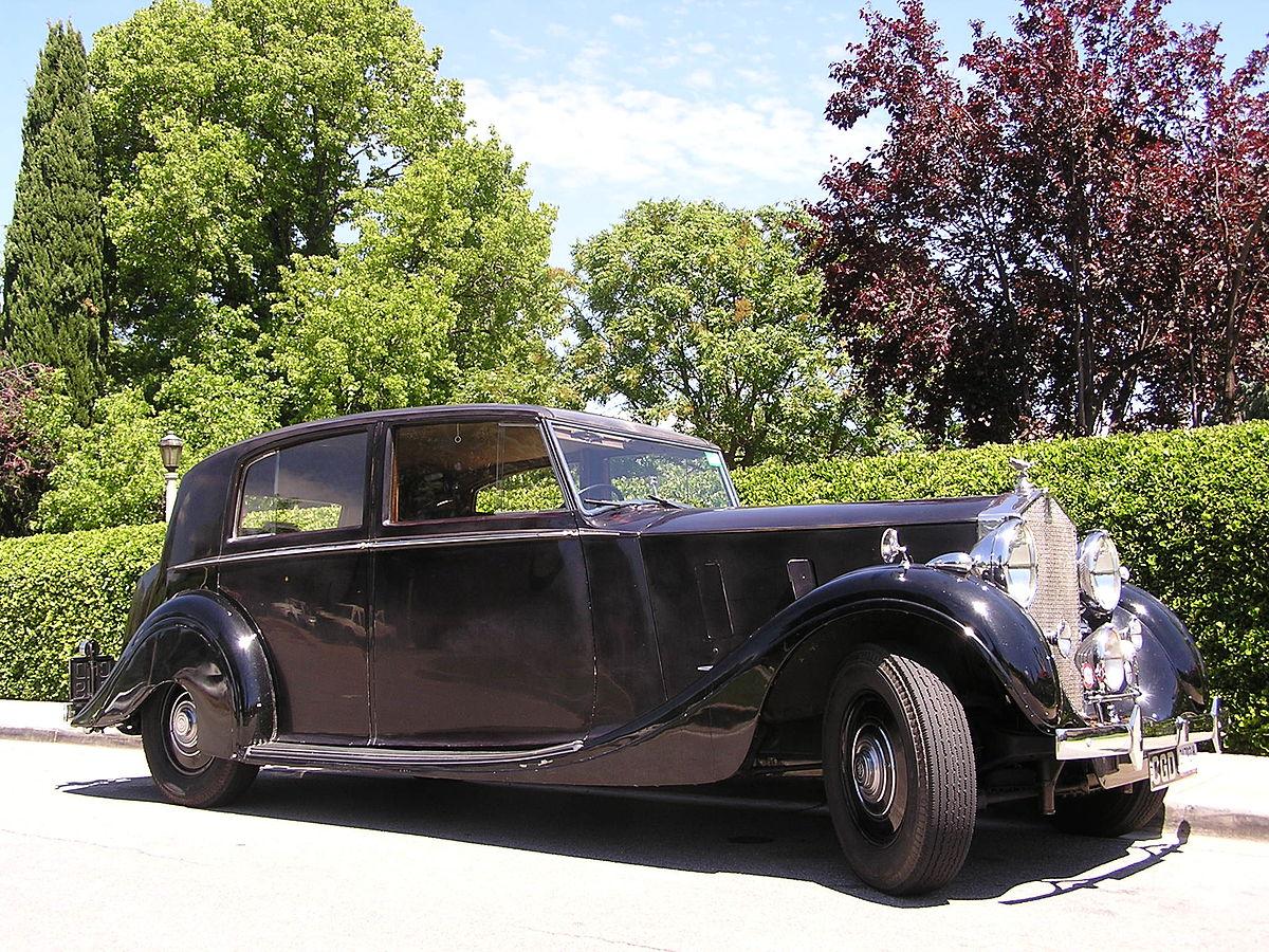 1990 Rolls Royce Phantom