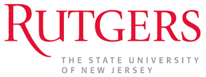 The logo is from the http://identity.rutgers.e...