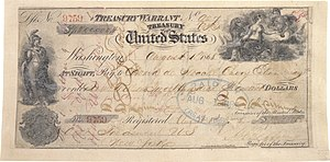 With this check, the United States completed t...