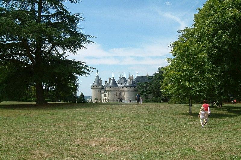 Château de Chaumont-sur-Loire 01