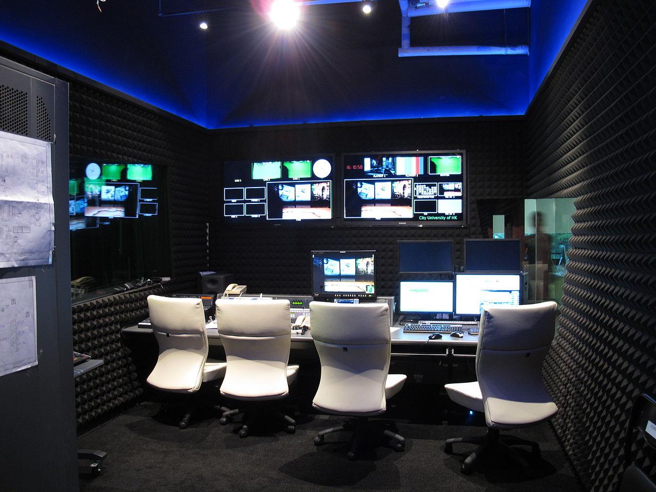 FileCityU Run Run Shaw Creative Media Centre Level 5 TV