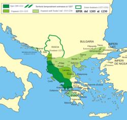 250px Epir1205 1230 Romanii din Albania (I)
