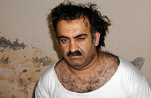 Khalid Shaikh Mohammed, upon capture.