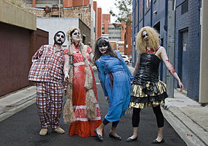 Melbourne Zombie Shuffle