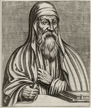 Origen, traditionally considered a 3rd century...