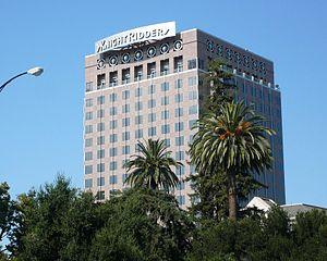 Knight Ridder building, downtown San Jose, Cal...