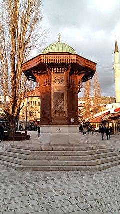 Sebilj In Sarajevo Wikipedia