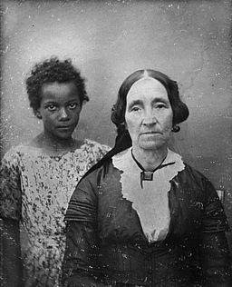 Woman-slave