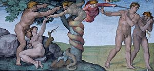 The Downfall of Adam and Eve and their Expulsi...