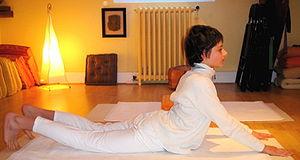 Yoga postures Bhujangasana