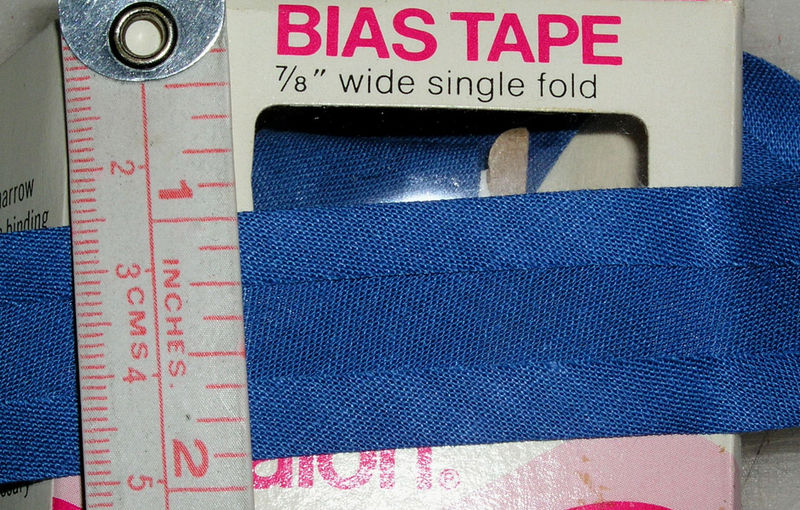 Bias tape is a sewing notion with a lot of great uses for a beginner learning to sew  - Sew Me Your Stuff