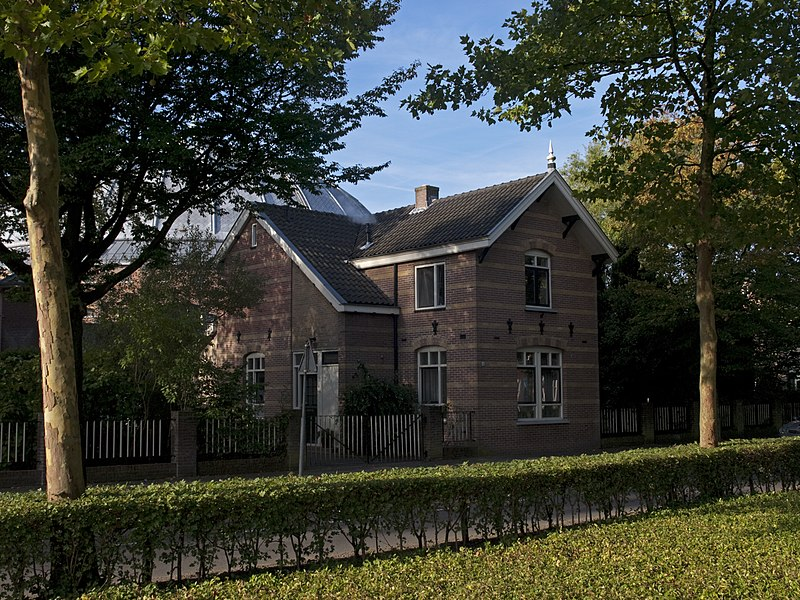 Cipierswoning koepel Breda