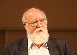 English: Daniel Dennett at the 17. Göttinger L...