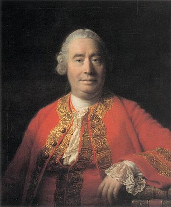 David Hume's statements on ethics foreshadowed...