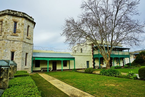 Fremantle Prison - Joy of Museums - Houses on The Terrace