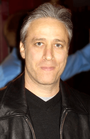 Jon Stewart (detail of original picture)
