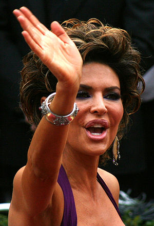Lisa Rinna at the 81st Academy Awards