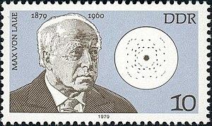 Max von Laue (1879–1960), physicien allemand (...