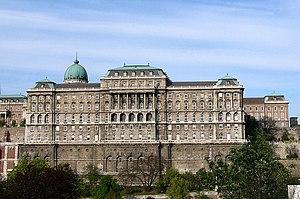 English: National Széchényi Library