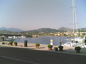 English: The port of Palinuro (Italy)