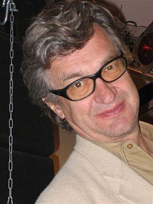 Wim Wenders (b. 1945), German film director
