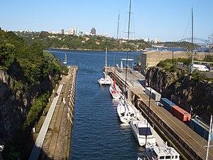 Woolwich Docks, Sydney