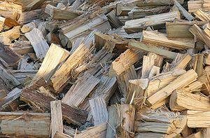 English: Firewood Español: Leños Français : Bo...