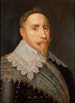 Attributed to Jacob Hoefnagel - Gustavus Adolphus, King of Sweden 1611-1632 - Google Art Project