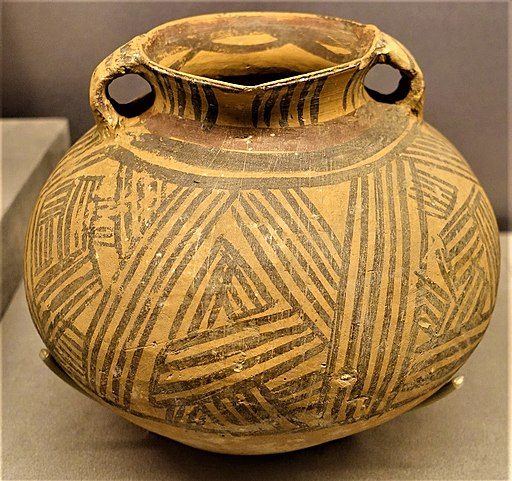 Neolithic Chinese Painted Pottery