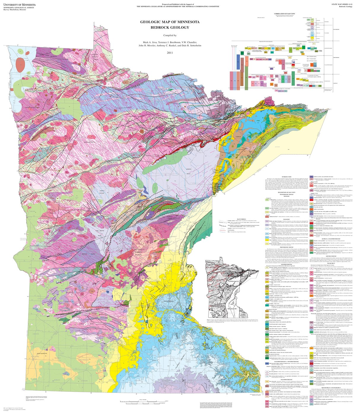 Maps Deposit Kentucky Mineral Gem And