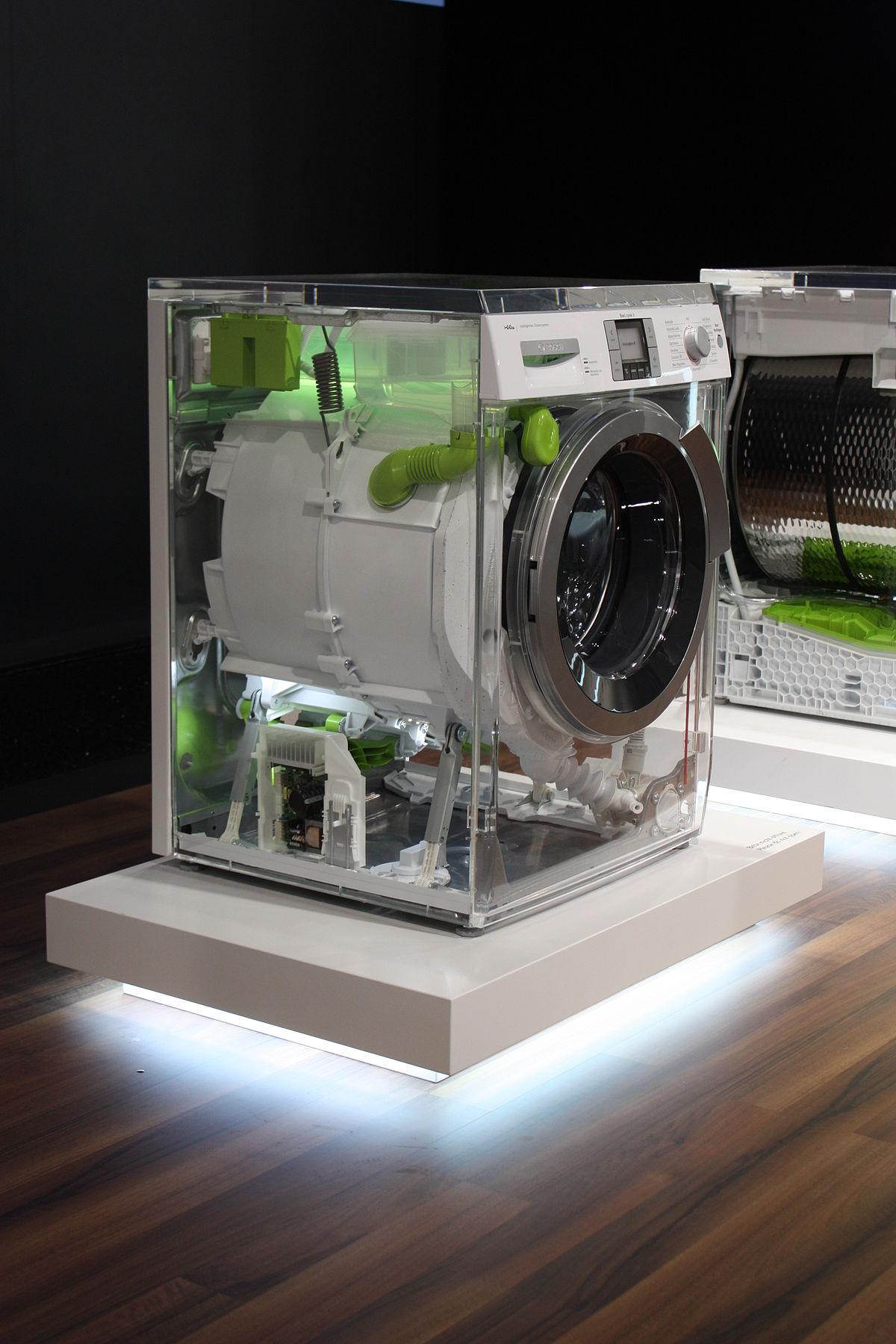 Waschmaschine Wikipedia