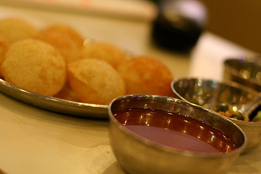 popular Street Food in Mumbai