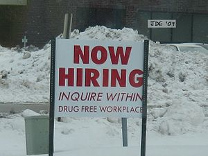 now hiring drug free workplace (new berlin wis...