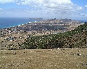 Island Porto Santo