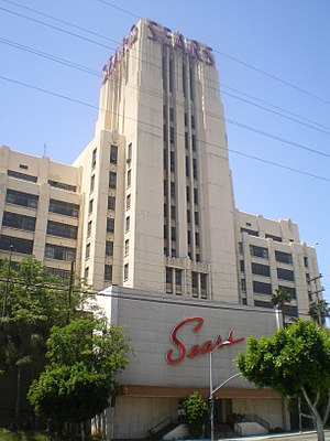 Sears, Roebuck & Company Mail Order Building, ...