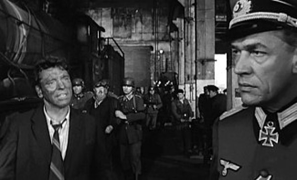 Image result for burt lancaster in the train