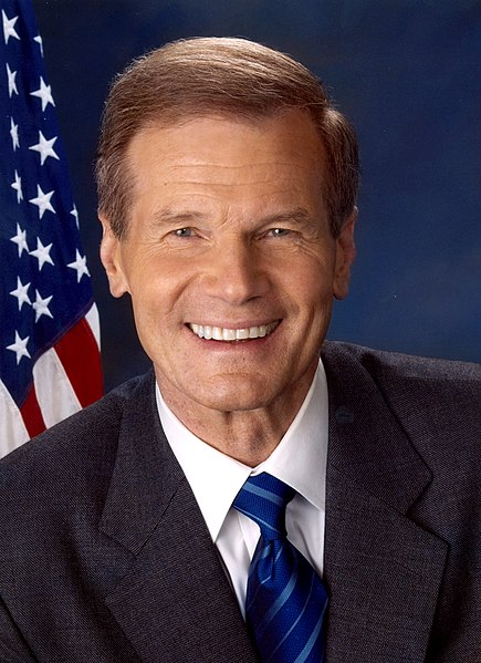 Senator Bill Nelson (D) of Florida