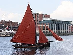 Galway Hooker, Belfast Titanic Maritime Festiv...