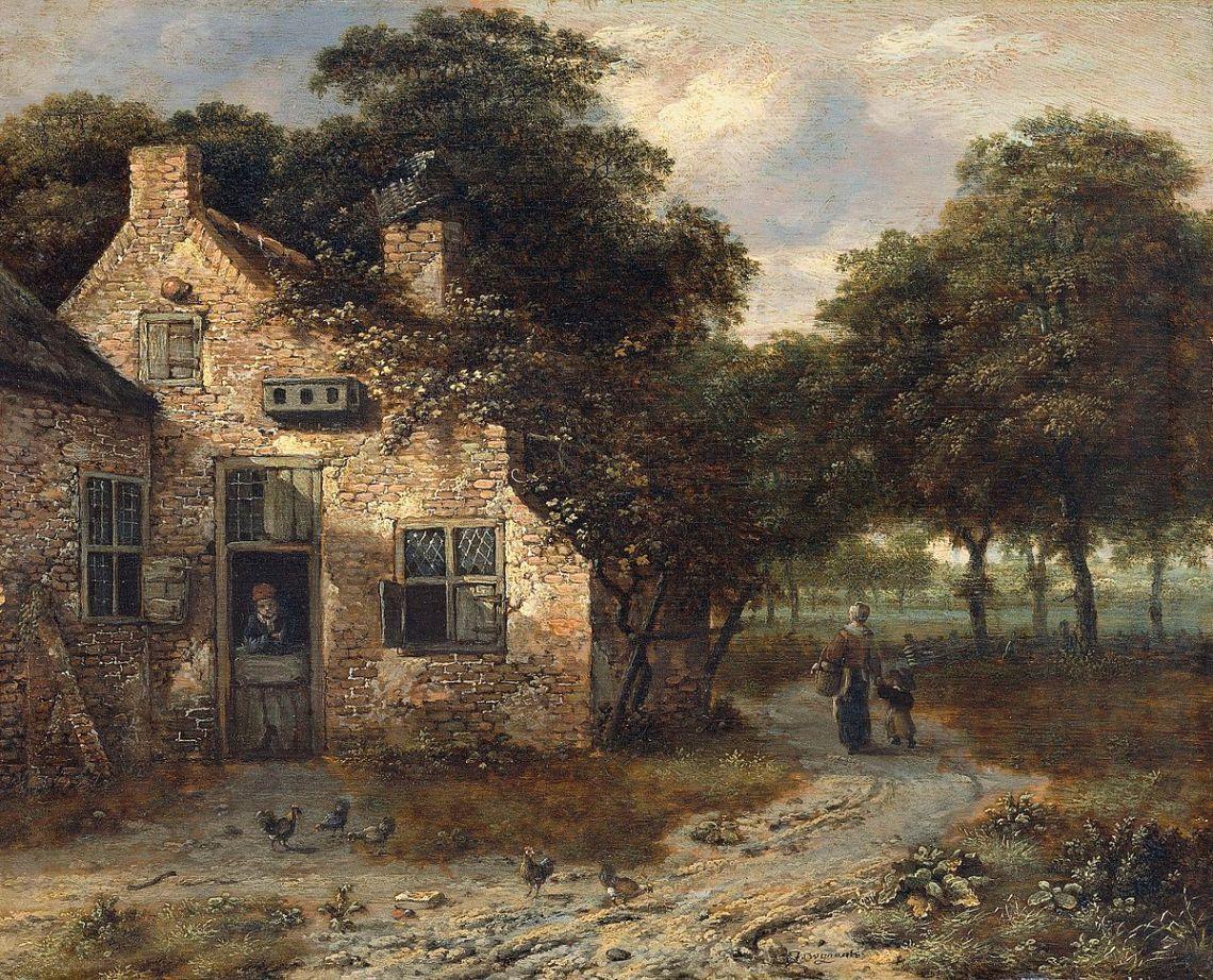 Belgian Farmhouse