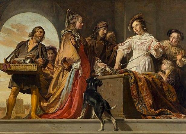 Jan de Bray, Achilles