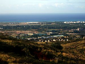 English: Photo of Kapolei City Center taken 11...